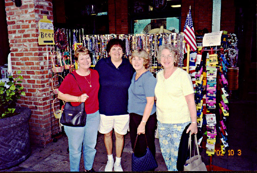 Sue, Judy, Sandy,  & Shirley