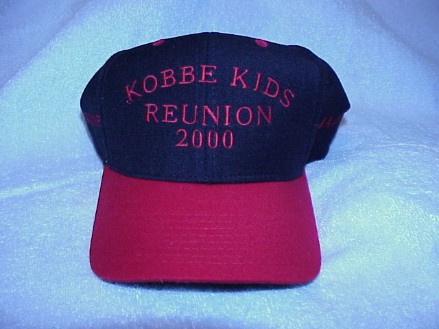 Kobbe Kids Reunion Cap